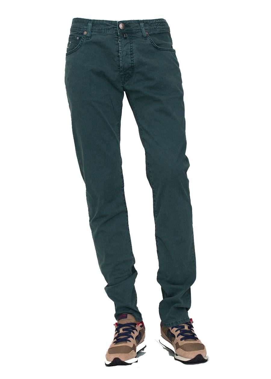 Jeans 5 tasche jacob cohen shop online mario adario for 730 obbligatorio