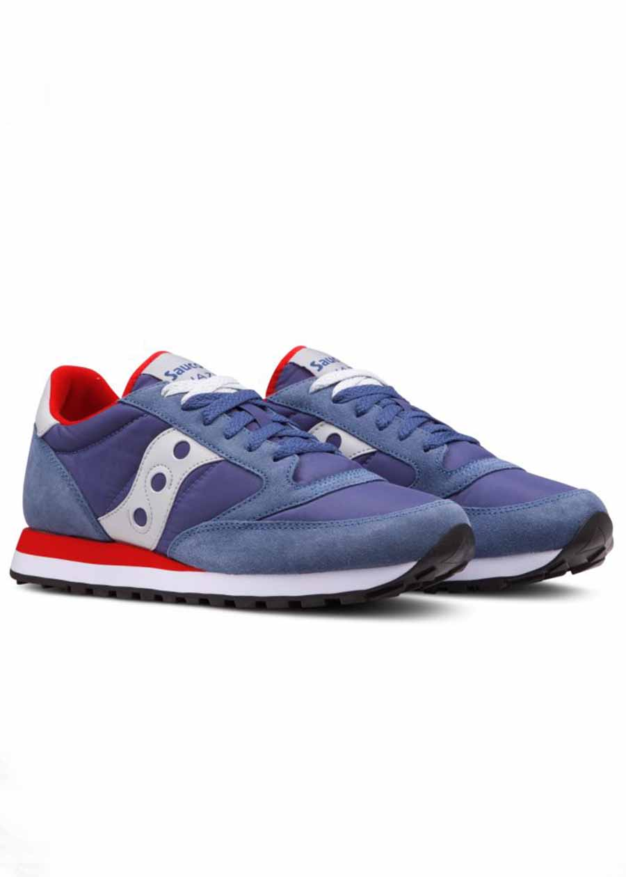 SAUCONY Sneakers Jazz Original 2044 446 azurro grigio